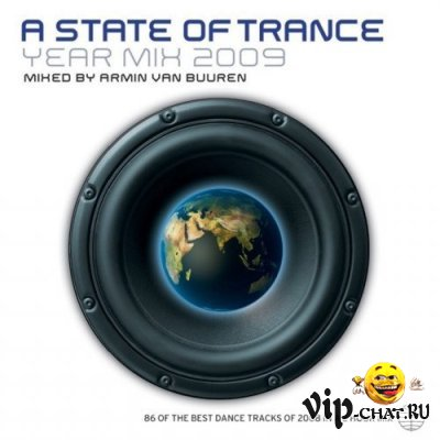 Скачать музыку A State Of Trance: Yearmix 2009 (mixed by Armin van Buuren) (Unmixed) [2CD] (2009) бесплатно