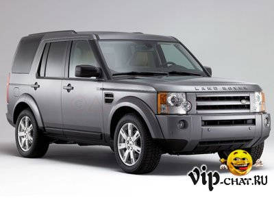 Land Rover Discovery 3.