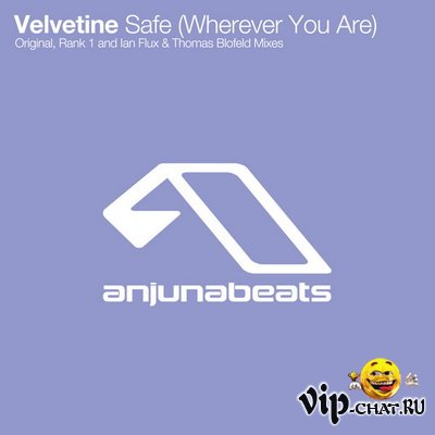 Velvetine - Safe (Wherever You Are) (2010)