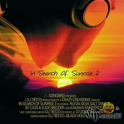 In Search of Sunrise 2 (compiled & mixed by Dj Tiesto) (2010)