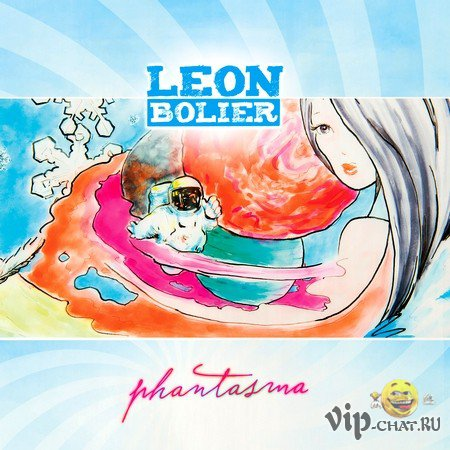 Leon Bolier - Phantasma [2CD] (2010)